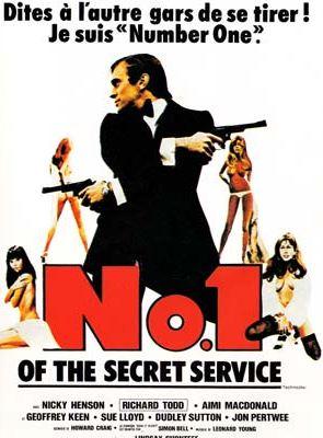 Bande-annonce Number one agent spécial du service secret