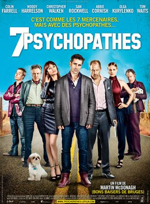 Bande-annonce 7 Psychopathes