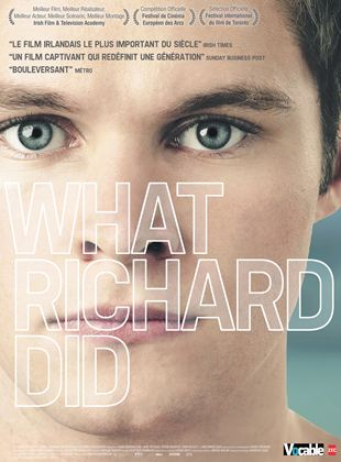 Bande-annonce What Richard Did