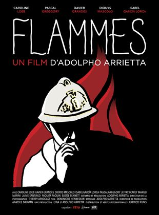 Bande-annonce Flammes