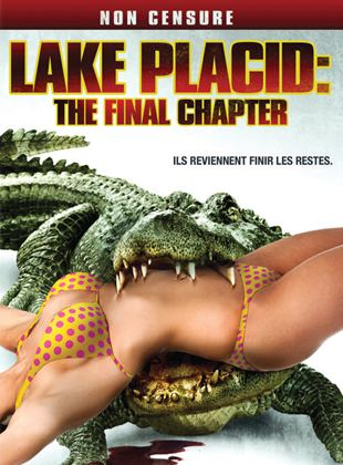 Bande-annonce Lake Placid: The Final Chapter