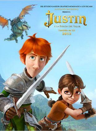 Bande-annonce Justin et la Légende des chevaliers