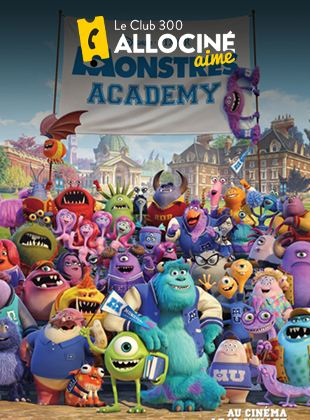 Bande-annonce Monstres Academy