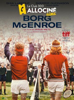 Bande-annonce Borg/McEnroe