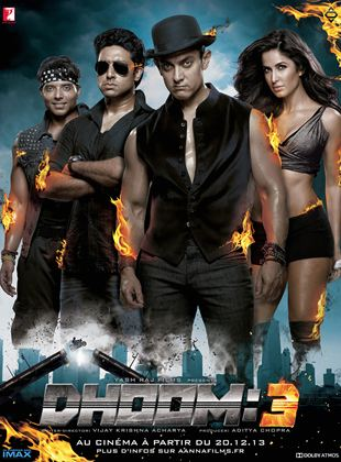 Bande-annonce Dhoom 3