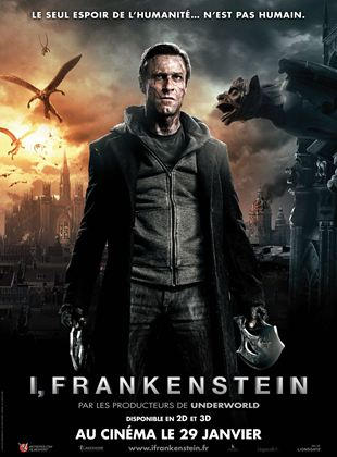 Bande-annonce I, Frankenstein