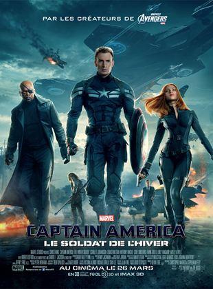 Captain America, le soldat de lhiver
