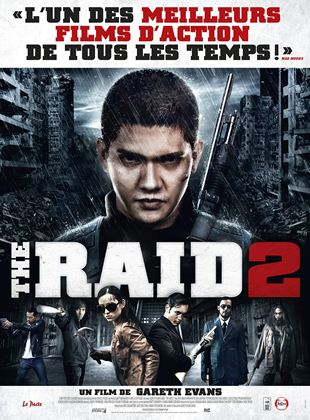 Bande-annonce The Raid 2