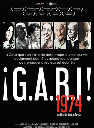 Bande-annonce ¡G.A.R.I.!