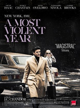 Bande-annonce A Most Violent Year