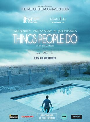 Bande-annonce Things People do