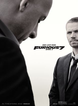 Bande-annonce Fast & Furious 7