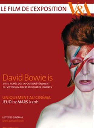 Bande-annonce David Bowie Is Happening Now