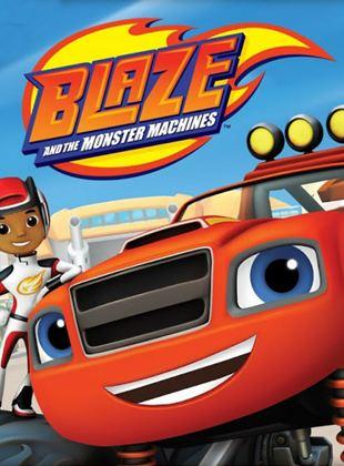 Blaze et les Monster Machines