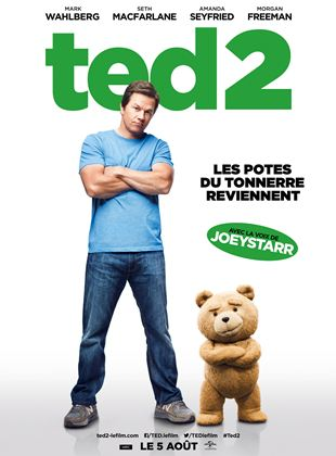 Bande-annonce Ted 2