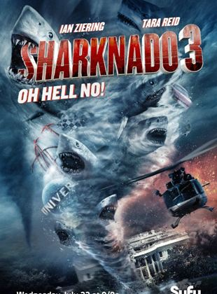 Bande-annonce Sharknado 3: Oh Hell No!
