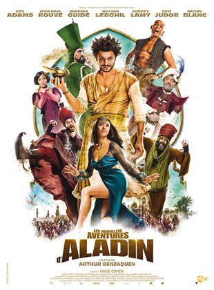 Bande-annonce Les Nouvelles Aventures D'Aladin