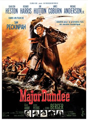 Bande-annonce Major Dundee