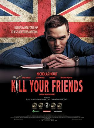 Bande-annonce Kill Your Friends