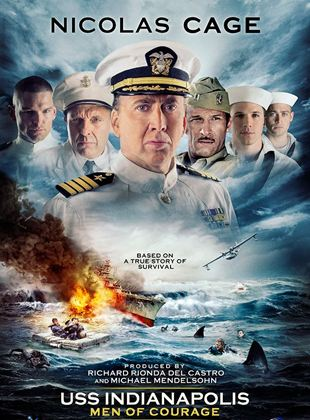 Bande-annonce USS Indianapolis