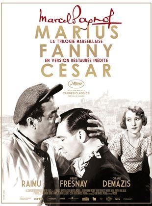 Bande-annonce La Trilogie Marseillaise de Marcel Pagnol : César