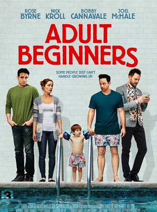 Bande-annonce Adult Beginners