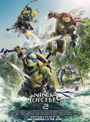 Bande-annonce Ninja Turtles 2