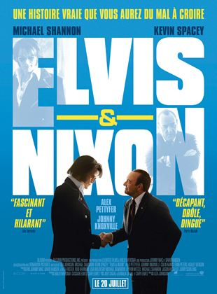 Bande-annonce Elvis & Nixon
