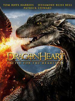 Bande-annonce Dragon Heart - La Bataille du Cœur de feu