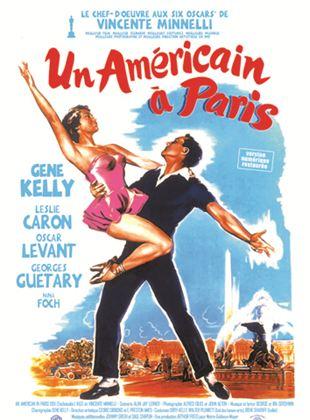 Un Américain à Paris streaming