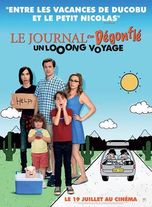 Le Journal d'un dégonflé : un looong voyage