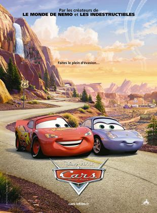 Bande-annonce Cars