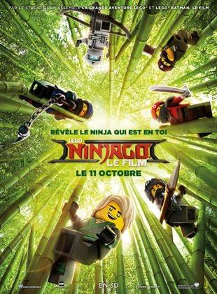 Bande-annonce LEGO Ninjago : Le Film