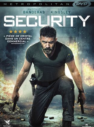 Bande-annonce Security
