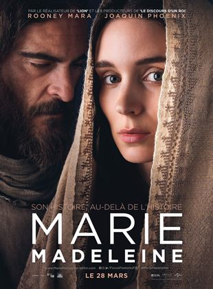 Bande-annonce Marie Madeleine