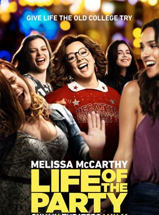Bande-annonce Life Of The Party