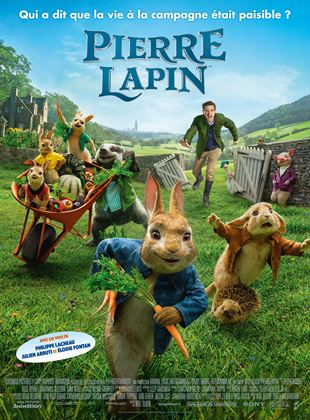 Bande-annonce Pierre Lapin