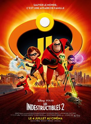 Les Indestructibles 2 streaming