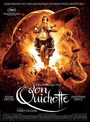 Bande-annonce L'Homme qui tua Don Quichotte