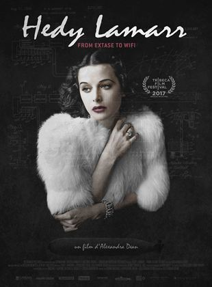 Hedy Lamarr: from extase to wifi streaming