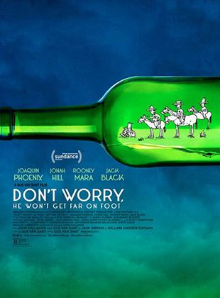 Bande-annonce Don't Worry, He Won't Get Far On Foot