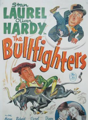Laurel et Hardy toréadors streaming