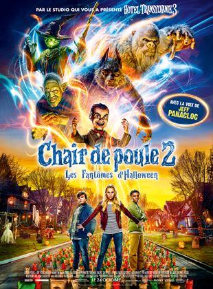 Bande-annonce Chair de poule 2 : Les Fantômes d'Halloween