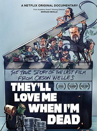Bande-annonce They'll Love Me When I'm Dead