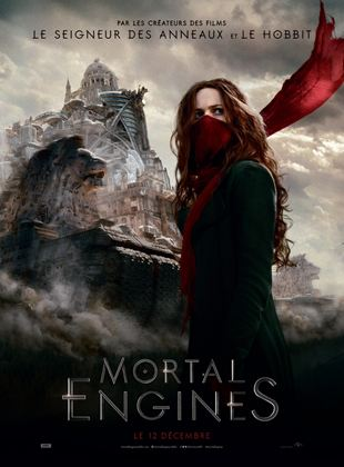 Bande-annonce Mortal Engines