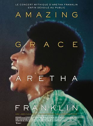 Bande-annonce Amazing Grace - Aretha Franklin