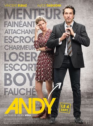Bande-annonce Andy