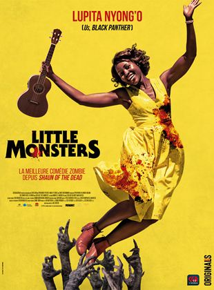 Bande-annonce Little Monsters