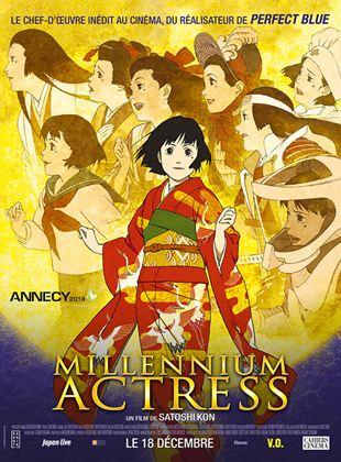 Bande-annonce Millennium Actress