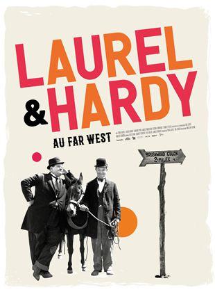 Bande-annonce Laurel et Hardy au Far West